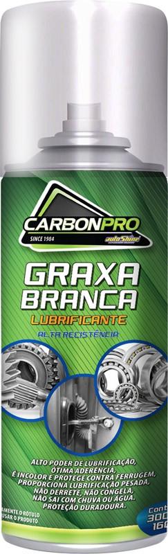 GRAXA BRANCA AEROSOL 300ML - AUTOSHINE