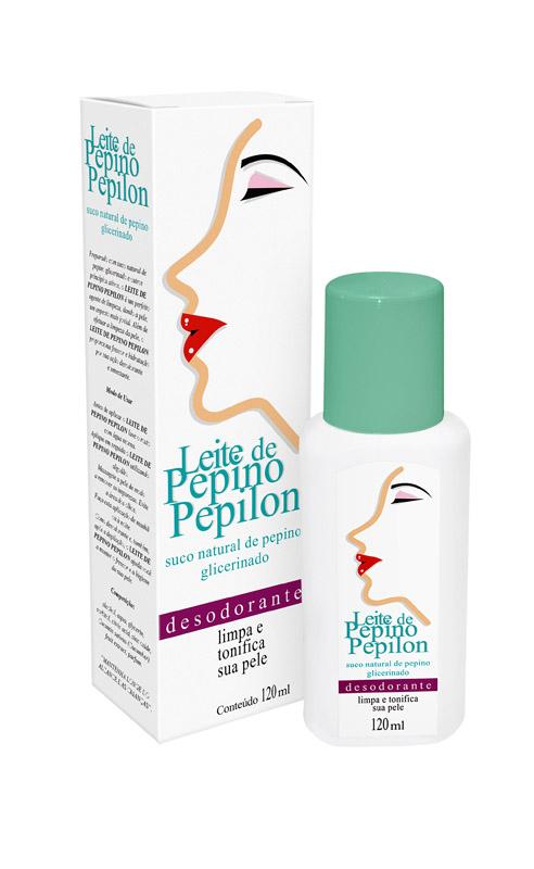 LEITE DE PEPINO 120ML - PEPILON