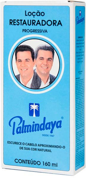 LOCAO PALMINDAYA 160ML RESTAUR FOR MEN