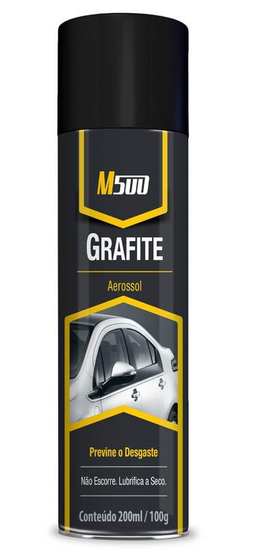 M500 GRAFITE 200ML - BASTON