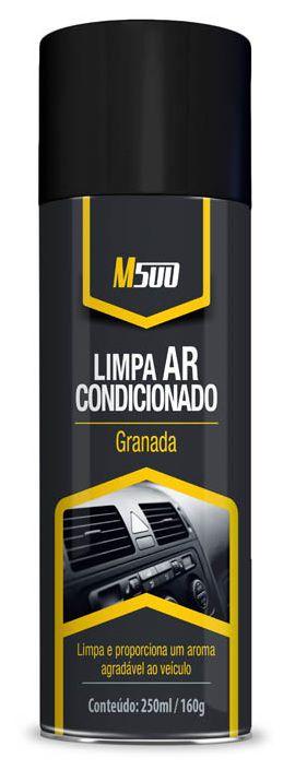 M500 Limpador Ar Granada Carro Novo 250ml - Baston
