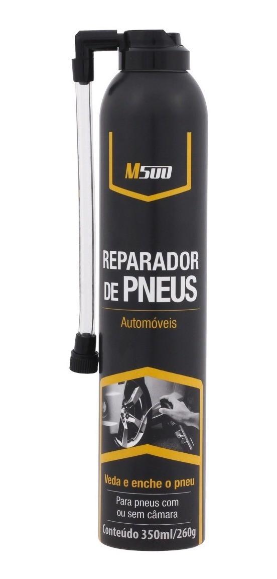 M500 REPARADOR DE PNEUS 350ML/260G - BASTON