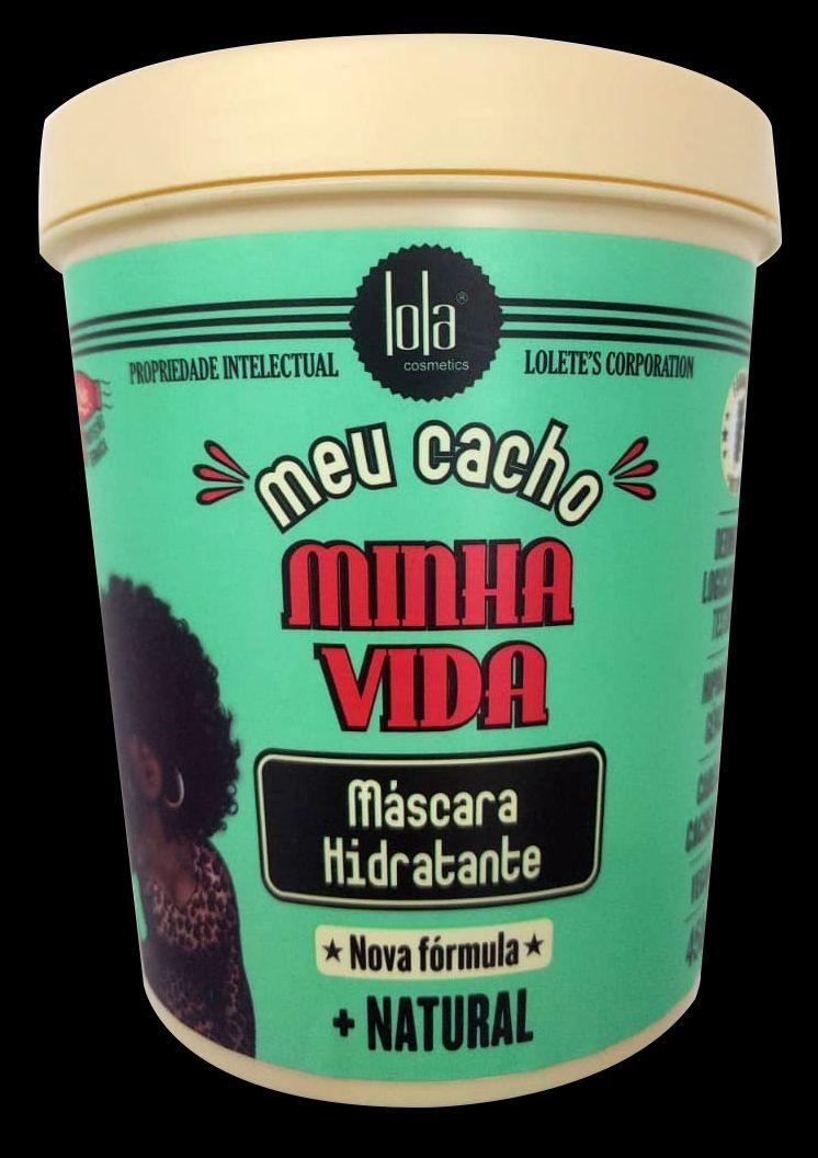MÁSCARA MEU CACHO MINHA VIDA 450G - LOLA