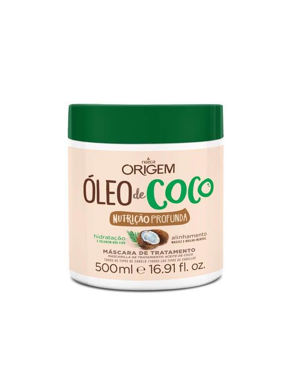 MASCARA ORIGEM 500G OLEO DE COCO