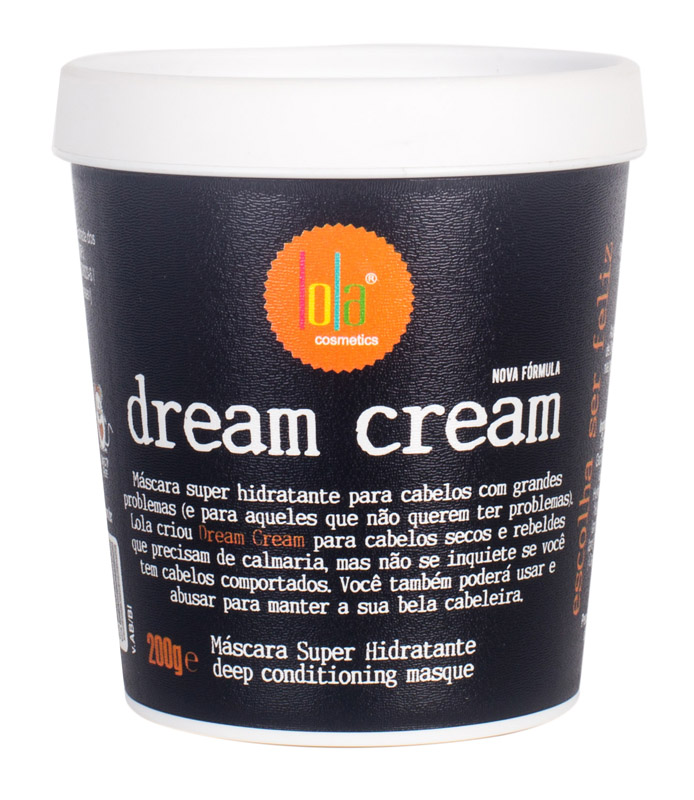 MÁSCARA SUPER HIDRATANTE DREAM CREAM 200G - LOLA