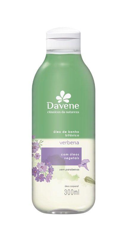 Óleo Classicos Da Natureza Verbena 300ml - Davene