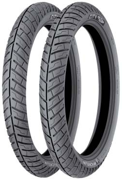 PAR PNEU MICHELIN MOTO CITY PRO 2.75-18 + 90/90-18