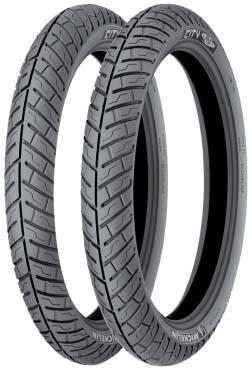 Par Pneu Neo Yamaha City Pro Michelin 80/80-16+ 90/80-16