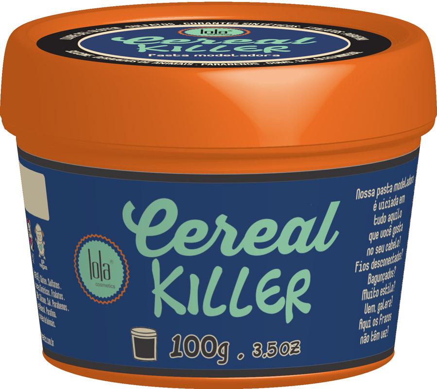 PASTA MODELADORA CEREAL KILLER 100G - LOLA