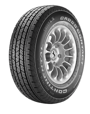 PNEU CARRO CONTINENTAL CONTI CROSS LX 2 235/75R15 109T XL FR