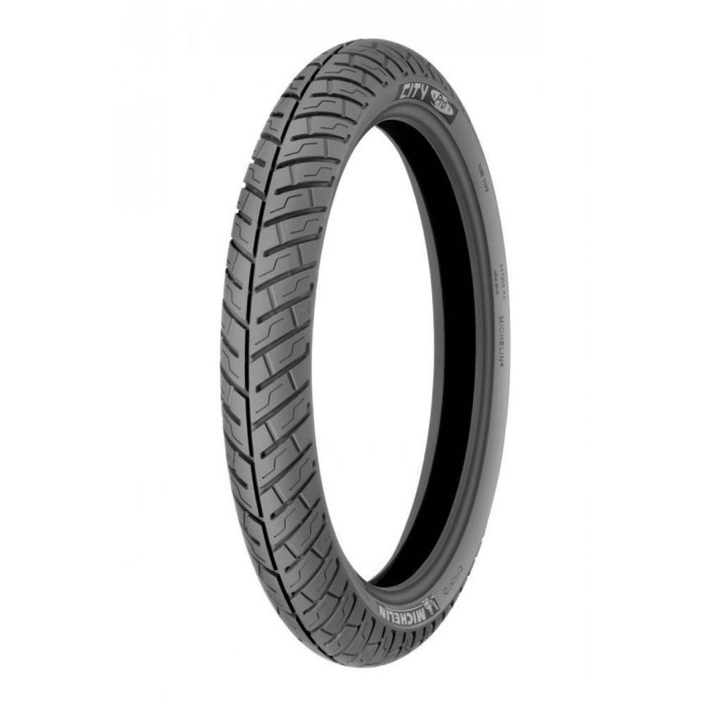 Pneu para Moto Michelin CITY PRO Dianteiro 80/90 17 (50S)