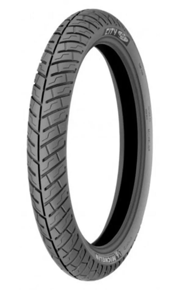 Pneu para Moto Michelin CITY PRO Dianteiro/Traseiro 3.00 18 (52S)