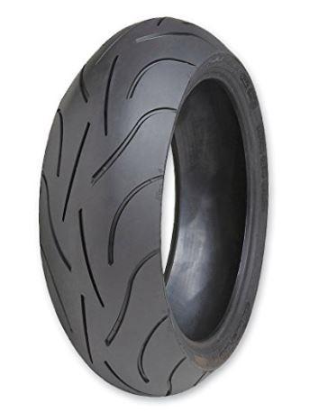 Pneu para Moto Michelin PILOT POWER 2CT Traseiro 180/55 ZR17 (73W)