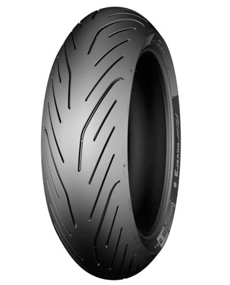 Pneu para Moto Michelin PILOT POWER 3 Traseiro 160/60 ZR17 (69W)