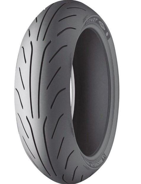 Pneu para Moto Michelin POWER PURE SC Traseiro 130/70 13 (63P)