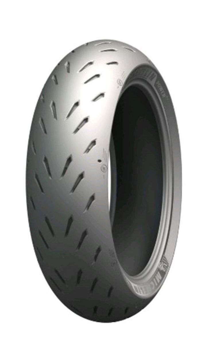 Pneu para Moto Michelin POWER RS Traseiro TL 240/45 ZR17 (82W)
