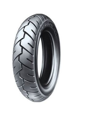 Pneu Para Moto Michelin S12 Traseiro Tt 130/80 18
