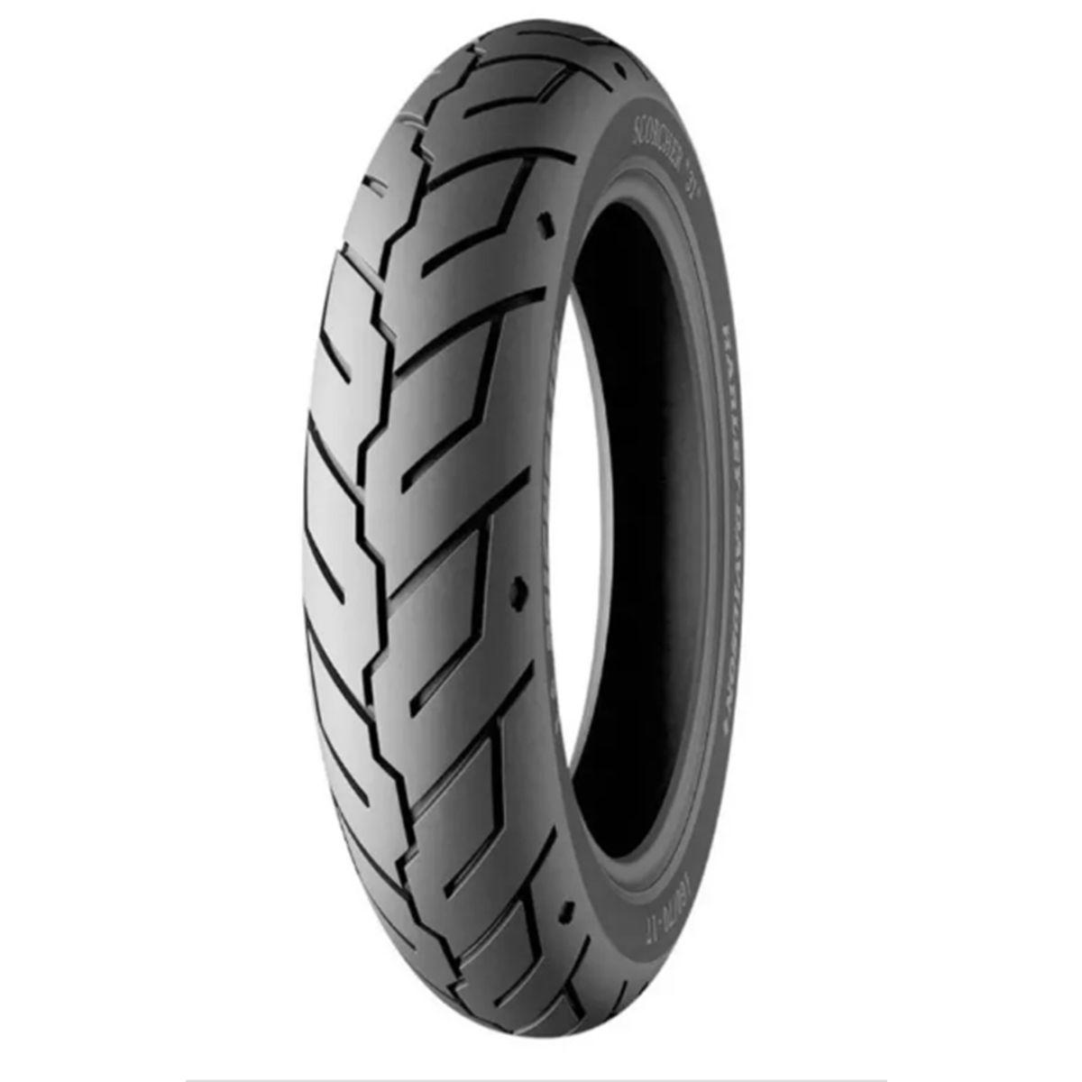 Pneu para Moto Michelin SCORCHER 31 Dianteiro TL/TT 130/60 B 19 61H