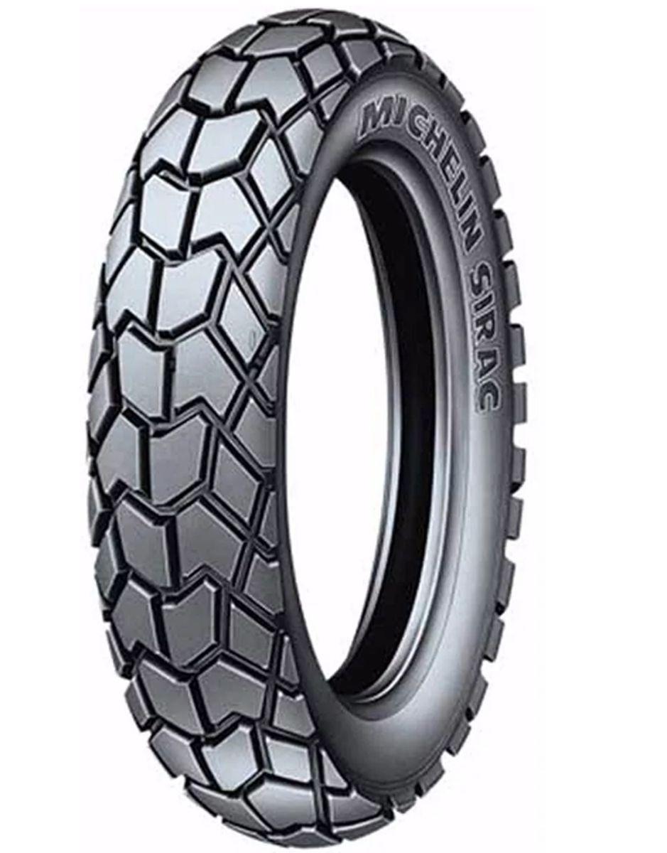 Pneu para Moto Michelin SIRAC STREET Traseiro 90/90 18 (57P)