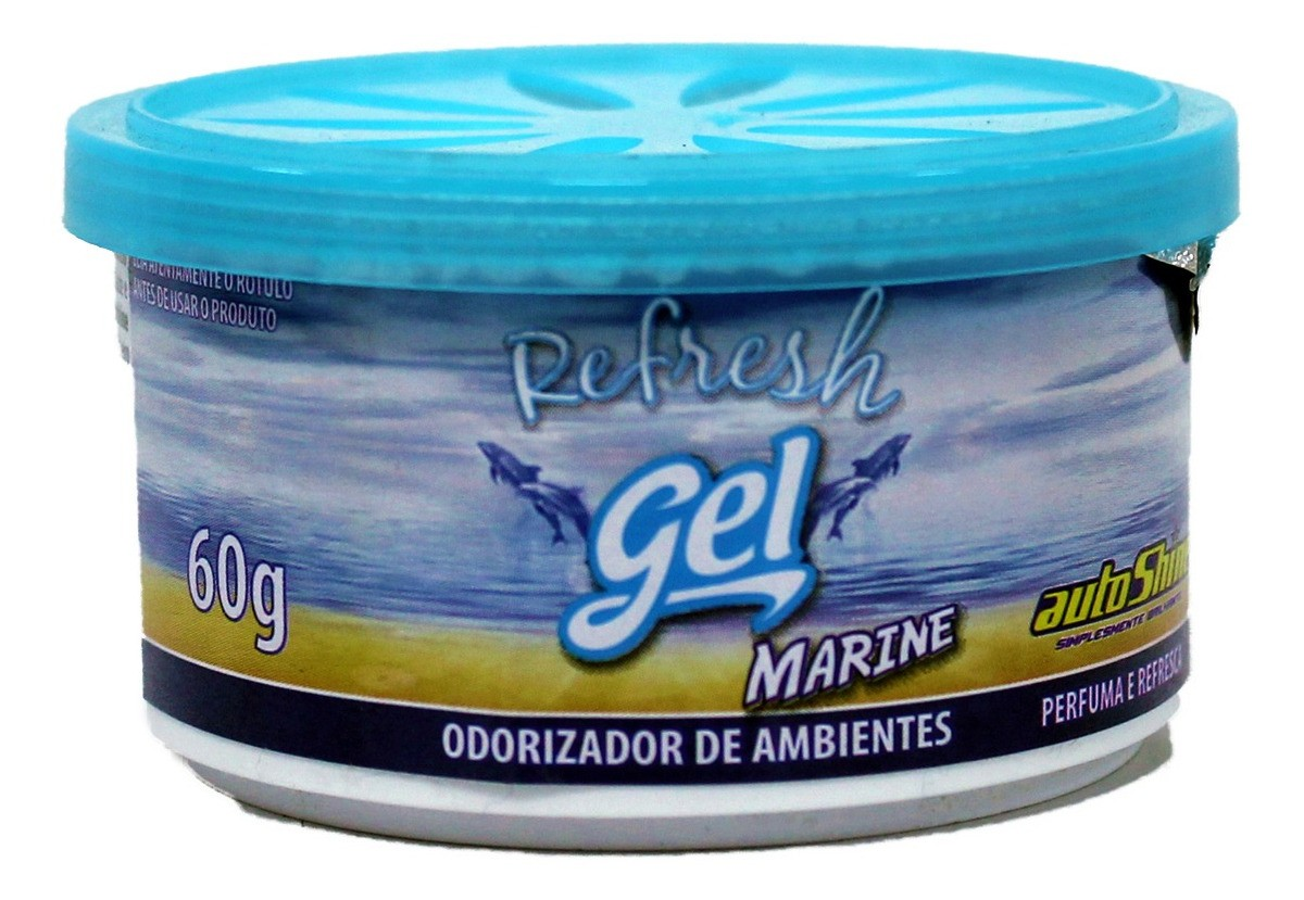 REFRESH GEL MARINE 60G - AUTOSHINE