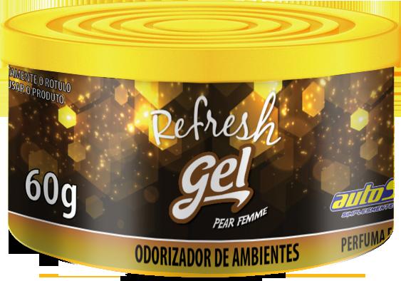 REFRESH GEL PEAR FEMME 60G - AUTOSHINE