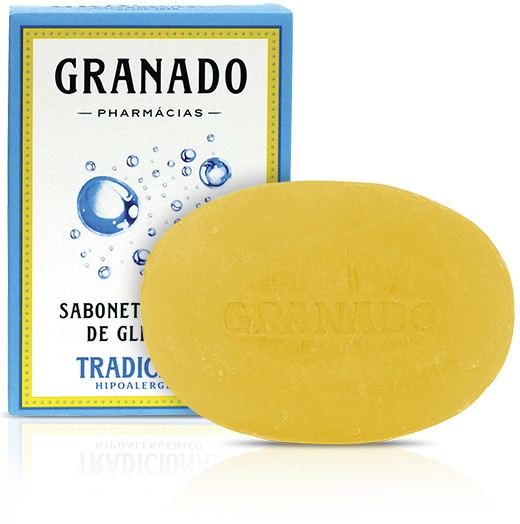 SABONETE HIPOALERGÊNICO TRADICIONAL 90G - GRANADO