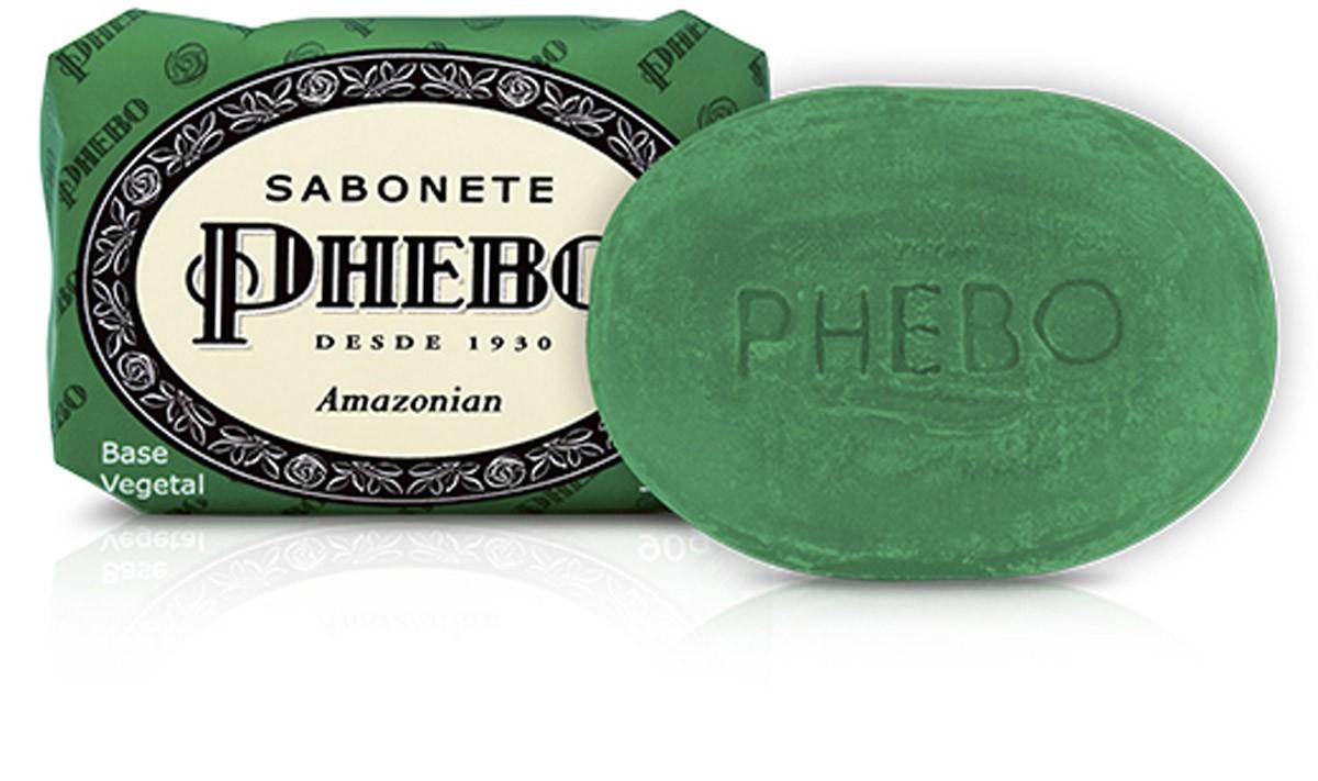 SABONETE PHEBO AMAZONIAN 90G - GRANADO