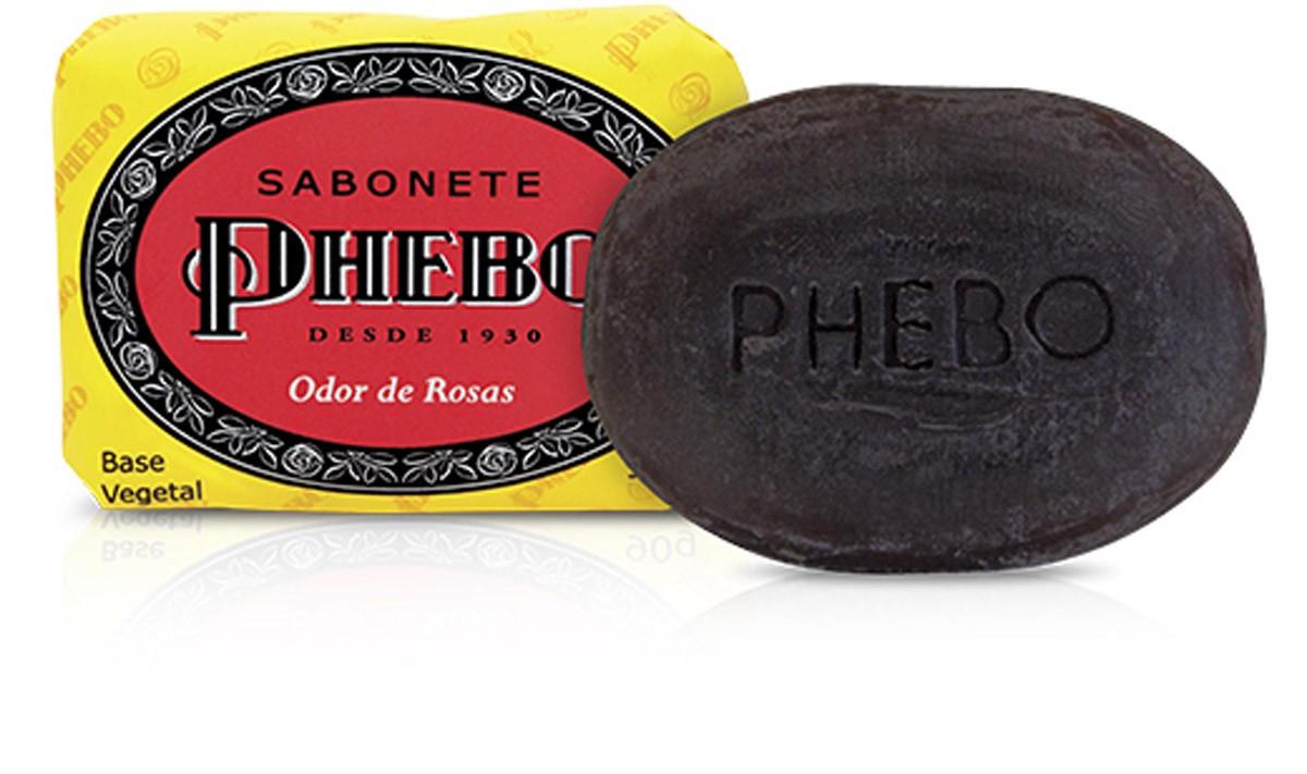 SABONETE PHEBO ODOR ROSAS 90G - GRANADO