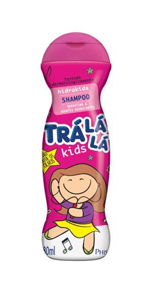 SHAMPOO INF TRALALA KIDS 480 HIDR MUSI