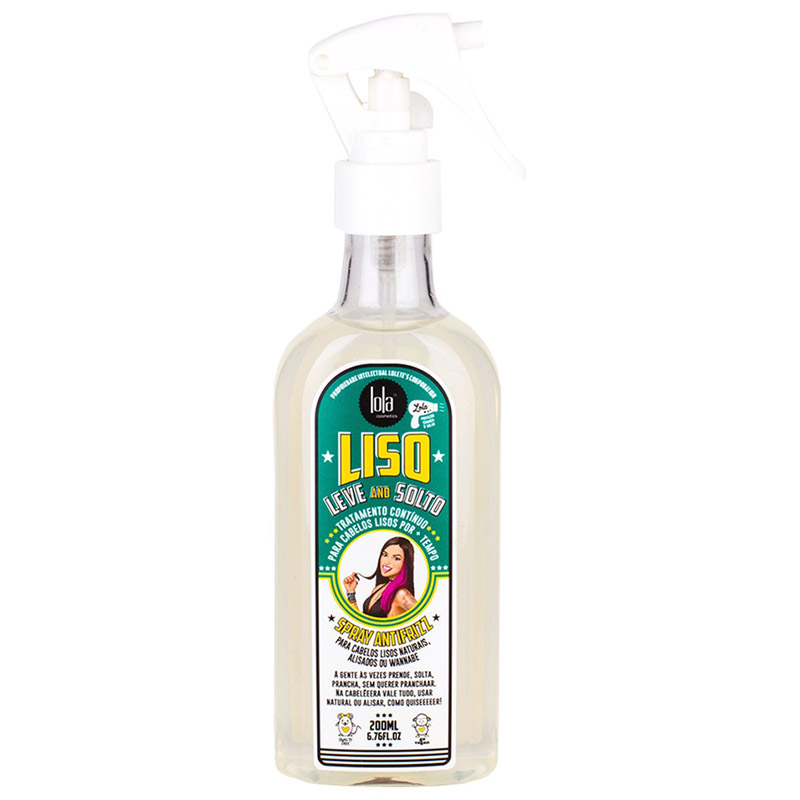 SPRAY ANTIFRIZZ LISO LEVE AND SOLTO 230G - LOLA