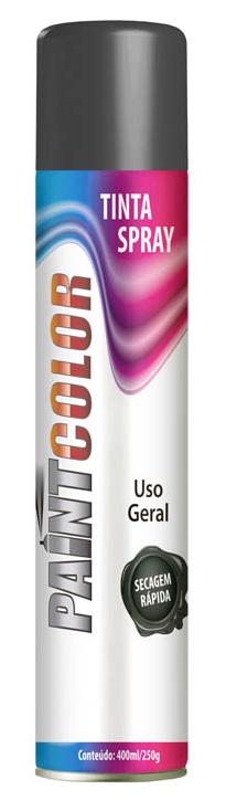 Tinta Paint Uso Geral Alumin P Rodas 400ml - Baston