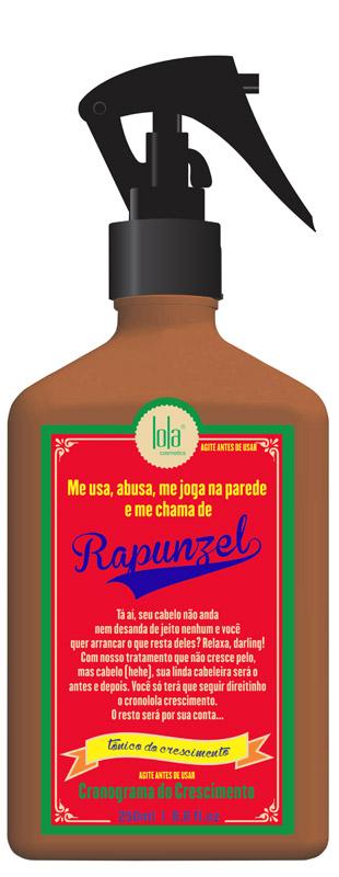 TÔNICO RAPUNZEL 250ML - LOLA