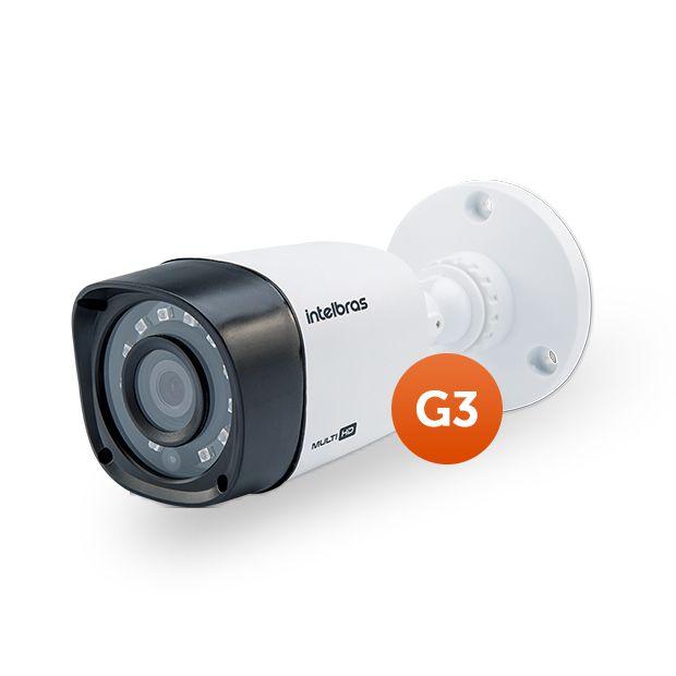Câmera IP minibullet Full HD