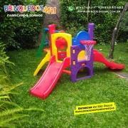 PETIT PLAY COM BALANÇO | Brinquedos Mil