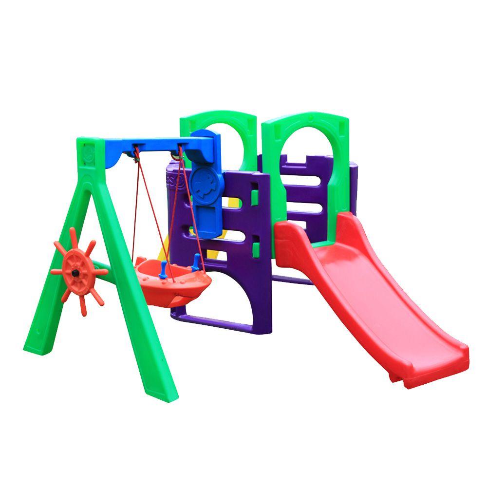 Playground Miniplay Fly | 2m98 x 2m30 x 1m30 | 1 a 5 anos