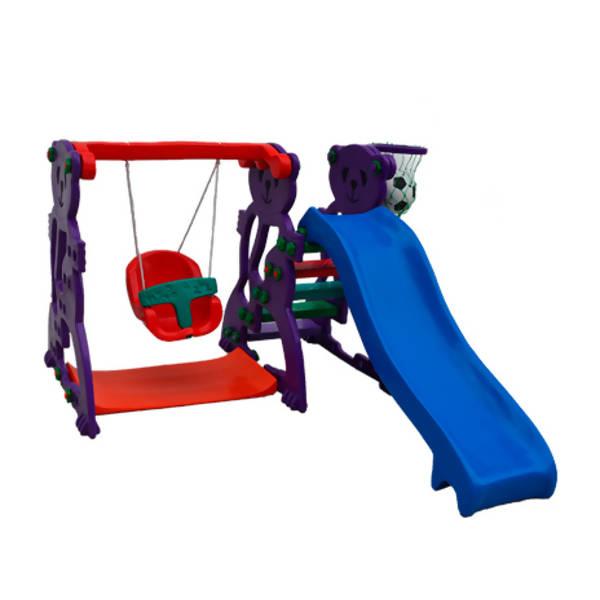Play Urso Feliz | 1m90 x 1m82 x 1m20 | 1 a 6 anos