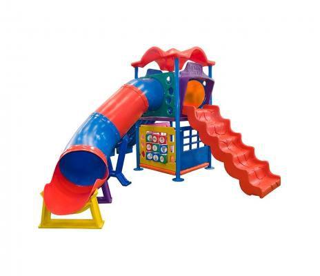 Playground Absolute | 5m20 X 5m X 3m | 1 a 12 anos