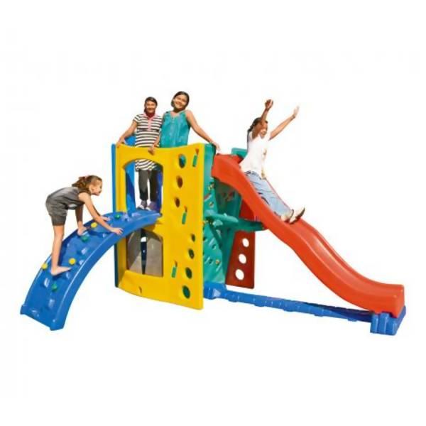 Playground Advance | 3m90 x 2m90 x 2m20 | 1 a 12 anos