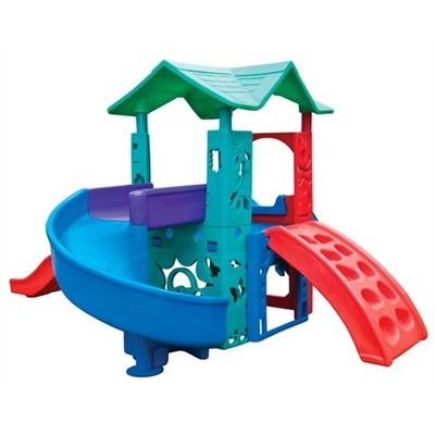 Playground Climber | 4m45 x 4m10 x 2m18 | 3 a 14 anos
