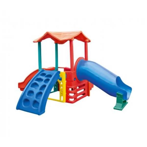 Playground Funny   3m54 x 3m50 x 1m96   1 a 12 anos
