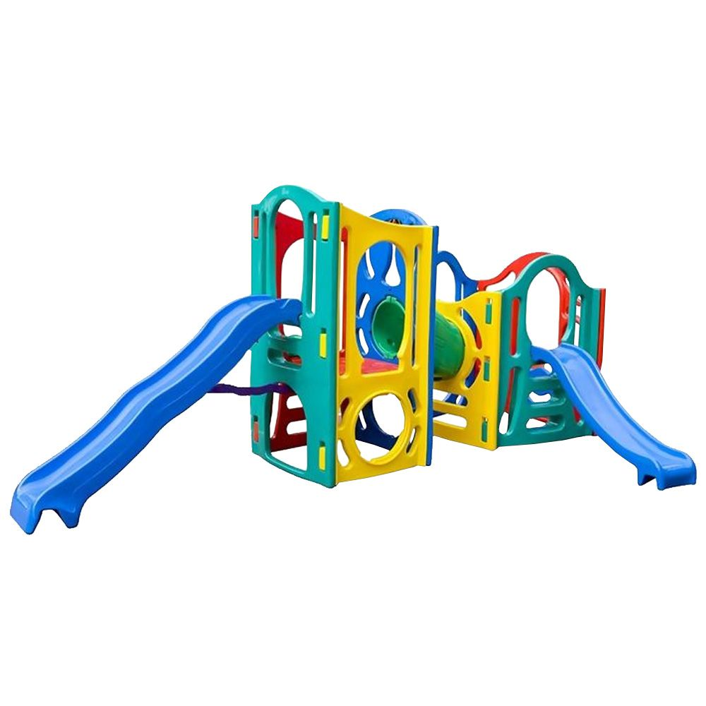 Playground Master | 4m20 x 2m52 x 1m80 | 1 a 12 anos