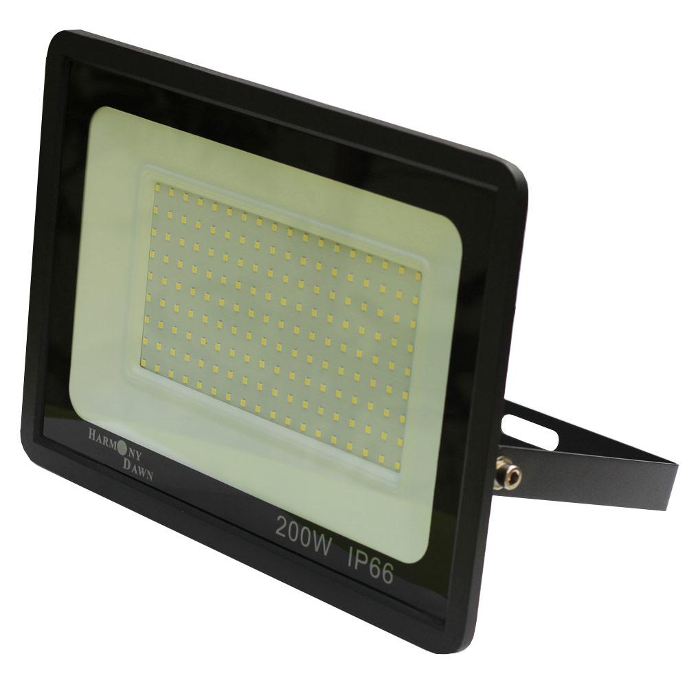 Refletor Led SMD 200W - Branco Frio 6500K - WD-G200W-B