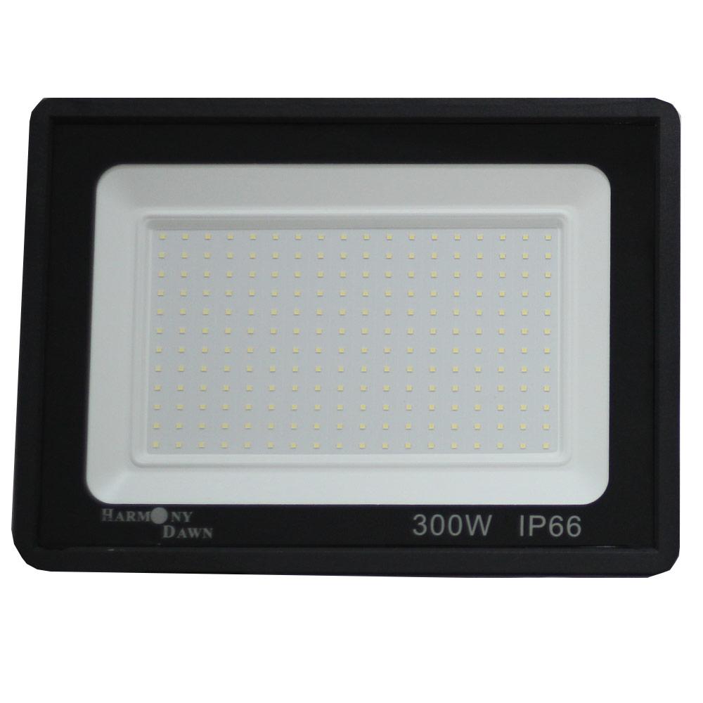 Refletor Led SMD 300W - Branco Frio 6500K - WD-G300W-B