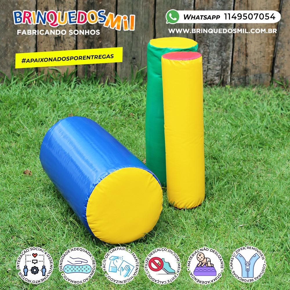 Rolos Estimulação | 60cm x 30cm | 60cm x 22cm | 60 x 15cm