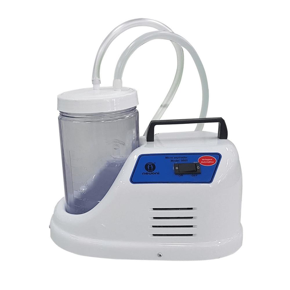 Aspirador a Vácuo 1/30 HP (1,3 L)