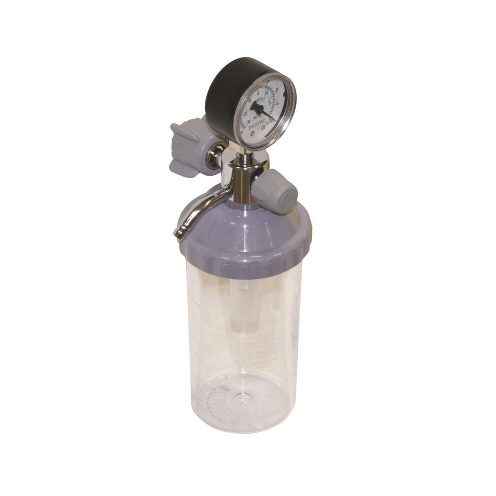 Aspirador para Rede Canalizada de Vácuo (Vacuômetro) Protec
