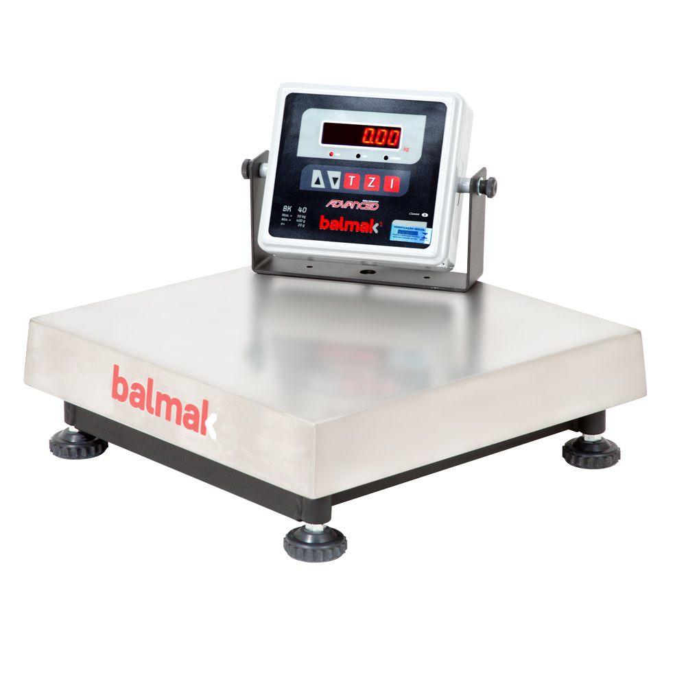 Balança Eletrônica 150kg sem coluna BK-50I2