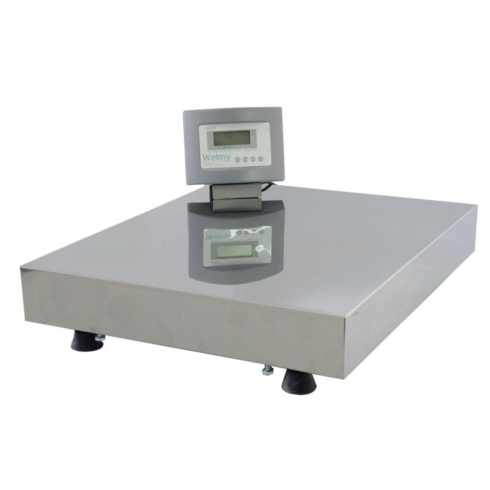 Balança Eletrônica 300kg sem coluna W300