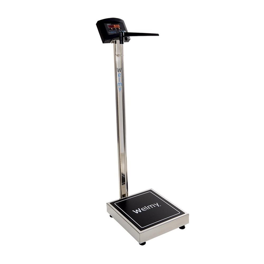 Balança Eletrônica Inóx 200kg W200A