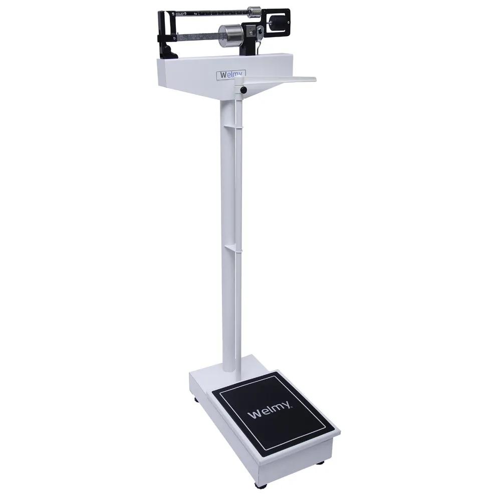 Balança Mecânica Antropométrica 150kg 110CH